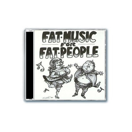 Fat Music For Fat People (CD)