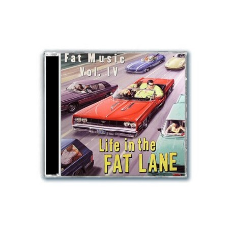 Fat Music Vol. 4 - Life in the Fat Lane (CD)