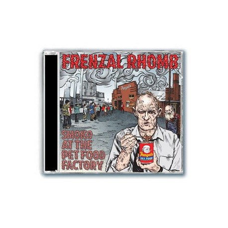 Frenzal Rhomb - Smoko at the Pet Food Factory (CD)
