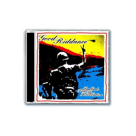 Good Riddance - Ballads From The Revolution (CD)