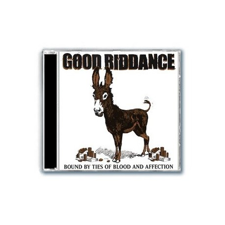 Good Riddance - Bound By Ties Of Blood And Affection (CD)