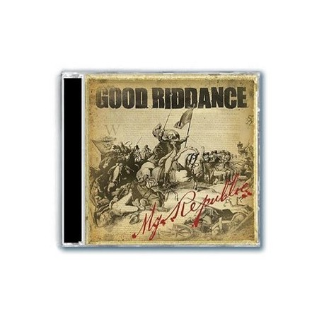 Good Riddance - My Republic (CD)