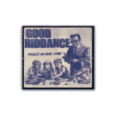 Good Riddance - Peace In Our Time (CD)