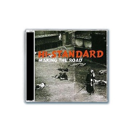 Hi-Standard - Making The Road (CD)