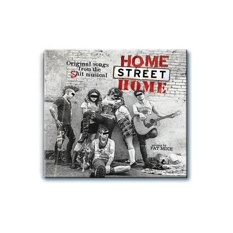 Home Street Home - Original Songs From the Shit Musical (CD)