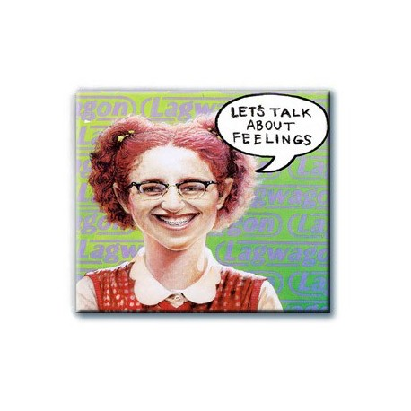 Lagwagon - Let's Talk About Feelings (CD Reissue)