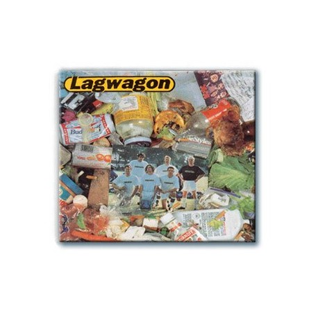 Lagwagon - Trashed (CD Reissue)