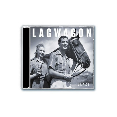 Lagwagon - Blaze (CD)