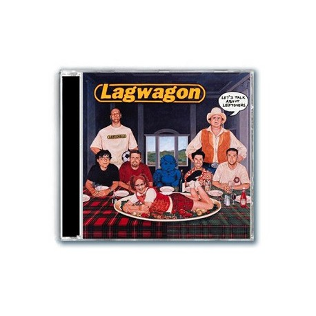 Lagwagon - Let's Talk About Leftovers (CD)