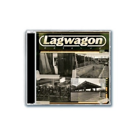 Lagwagon - Resolve (CD)