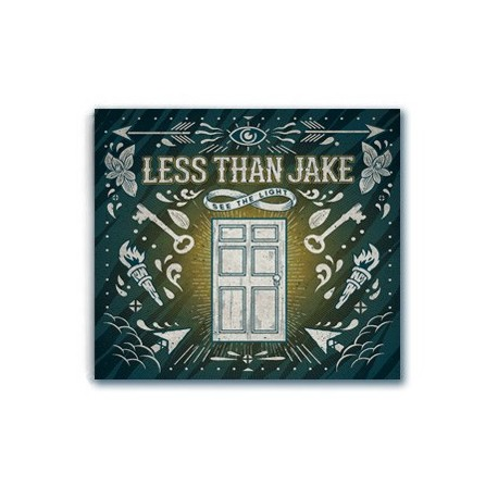 Less Than Jake - See the Light (CD)