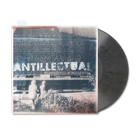 Antillectual - Perspectives and Objectives (Silver / Black Vinyl)