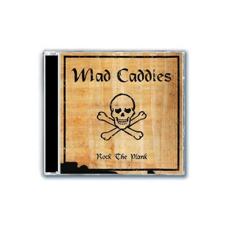 Mad Caddies - Rock The Plank (CD)