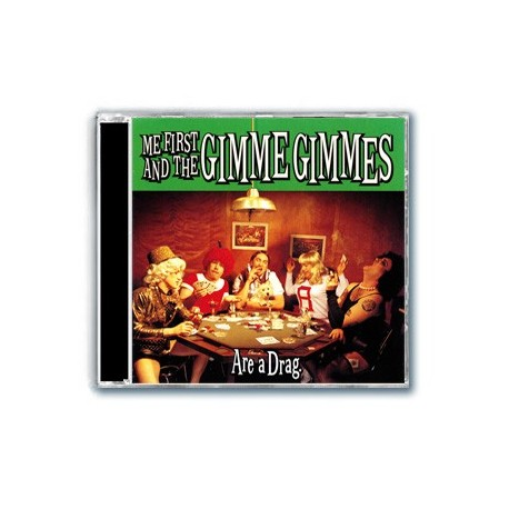 Me First And The Gimme Gimmes - Are A Drag (CD)