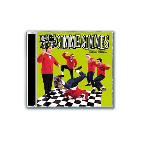 Me First and The Gimme Gimmes - Take A Break (CD)