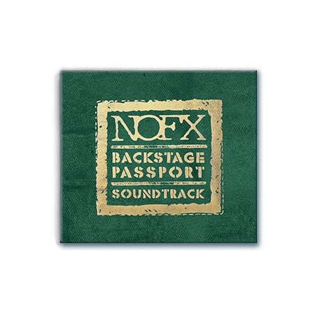 NOFX - Backstage Passport Soundtrack (CD)