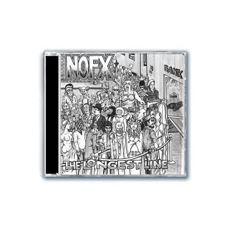 NOFX - The Longest Line (CD)