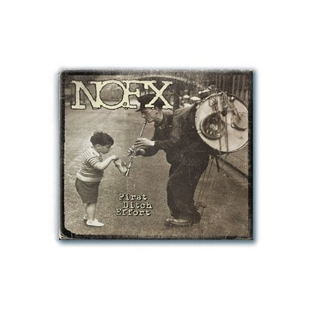 NOFX - First Ditch Effort (CD)