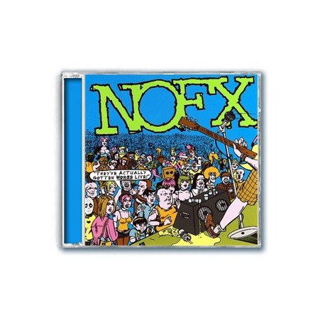 NOFX - They've Actually Gotten Worse Live (CD)