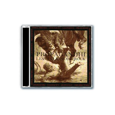 Propagandhi - Less Talk, More Rock (CD)