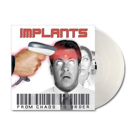 Implants - From Chaos To Order (Limited Vinyl)