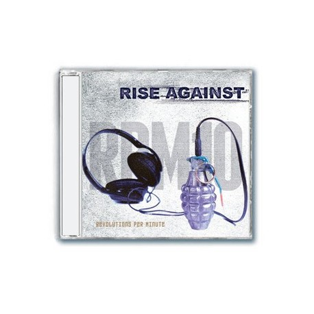 Rise Against - Revolutions Per Minute (RPM10 Reissue) (CD)