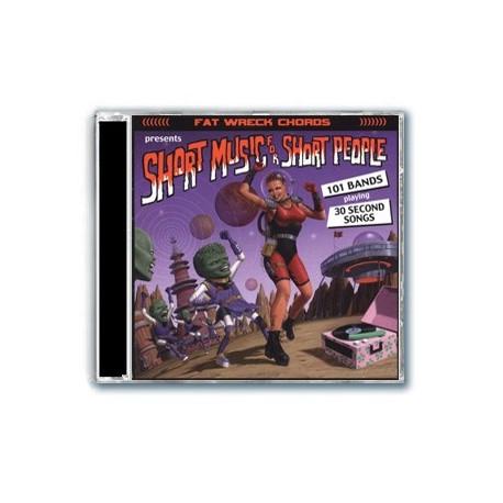 Short Music For Short People (CD)