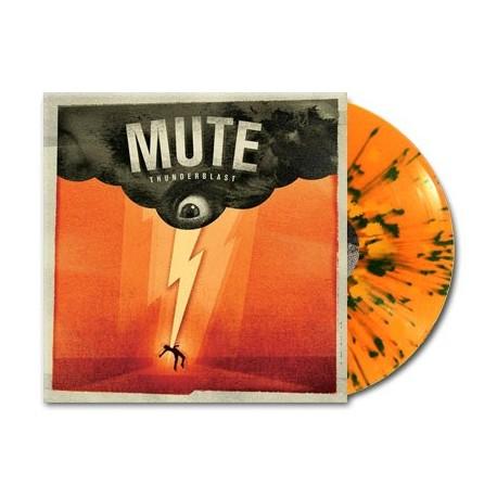 Mute - Thunderblast (Colored Vinyl version 1)