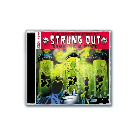 Strung Out - Live in a Dive (CD)