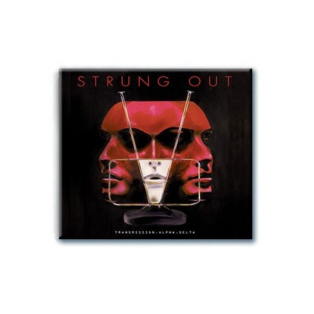 Strung Out - Transmission.Alpha.Delta (CD)
