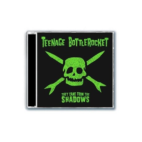 Teenage Bottlerocket - They Came From The Shadows (CD)