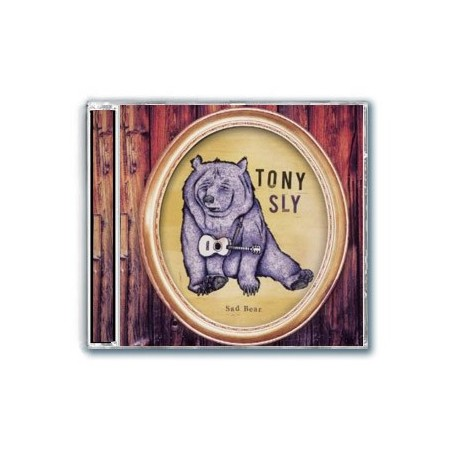 Tony Sly - Sad Bear (CD)