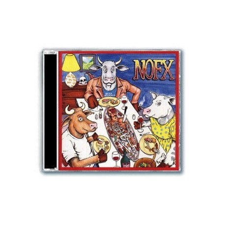 Nofx - Liberal Animation (CD)