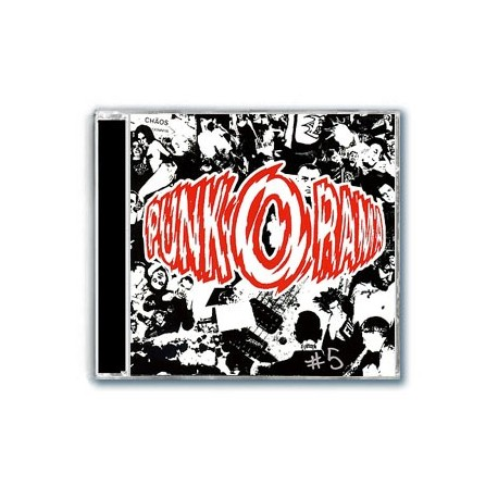 Punk-O-Rama 5 (CD)