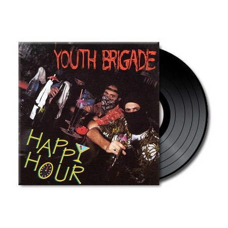 Youth Brigade - Happy Hour (Vinyl)