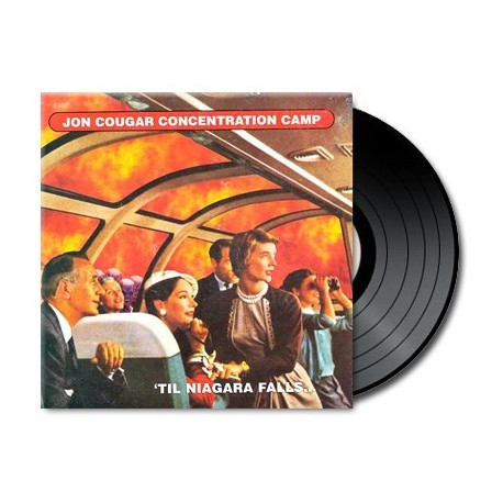 Jon Cougar Concentration Camp - 'Til Niagara Falls (Vinyl)