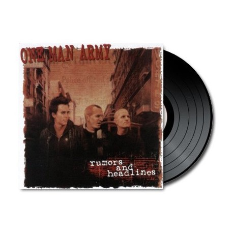 One Man Army - Rumors and Headlines (Vinyl)