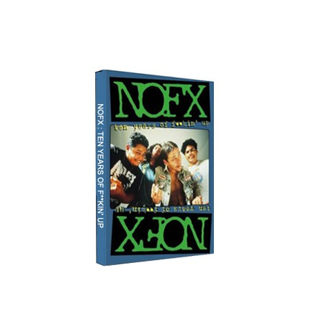NOFX - Ten Years Of Fuckin Up (DVD)