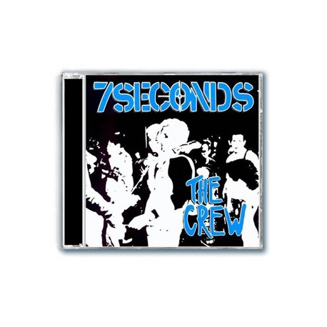 7 Seconds - The Crew (CD)