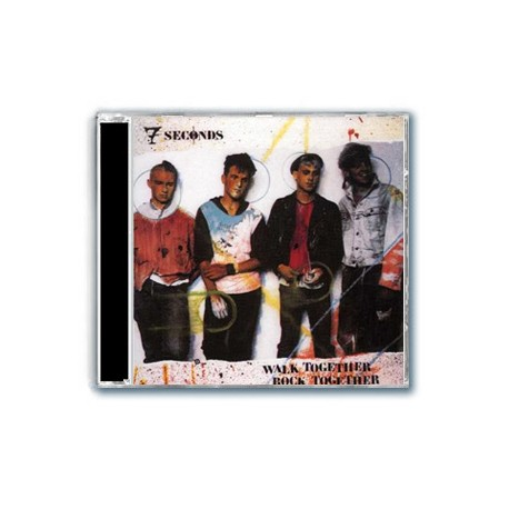 7 Seconds - Walk Together, Rock Together (CD)