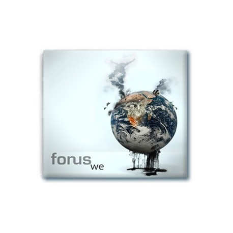 Forus - We (Digipack CD)