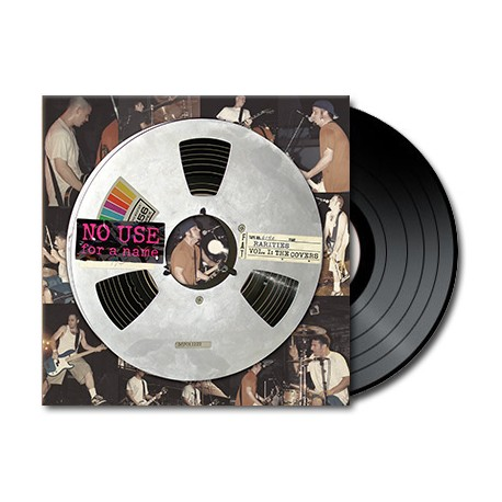 No Use For A Name - Rarities Vol.1 : The Covers (Vinyl)