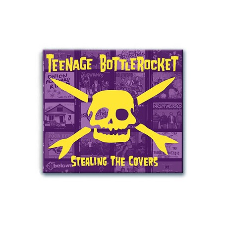 Teenage Bottlerocket - Stealing The Covers (CD)