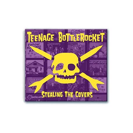 Teenage Bottlerocket - Stealing The Covers (CD)