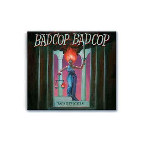 Bad Cop / Bad Cop - Warriors (CD)