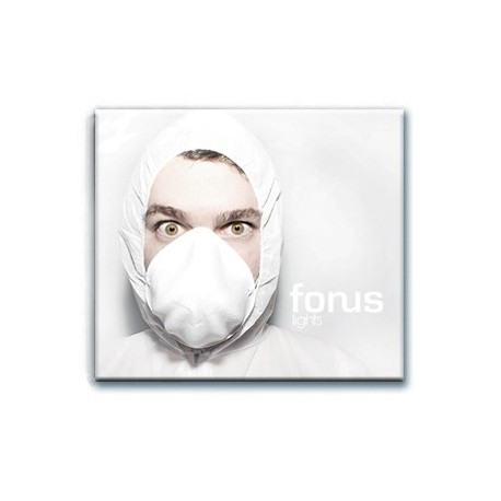 Forus - Lights (Digipack CD)