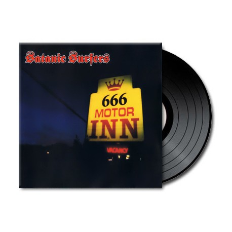Satanic Surfers - 666 Motor Inn (Vinyl)