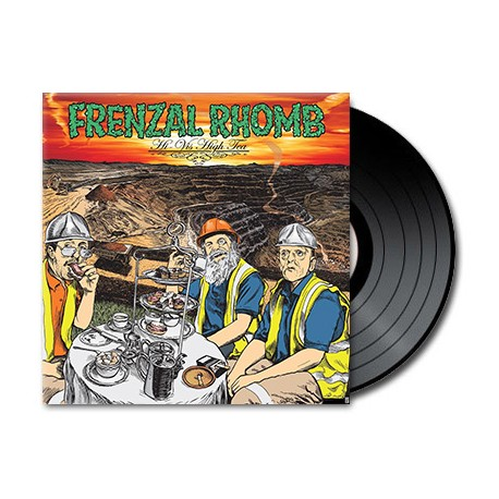 Frenzal Rhomb - Hi-Vis High Tea (Vinyl)