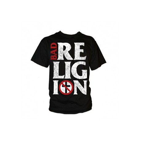 T-Shirt Bad Religion - Stacked