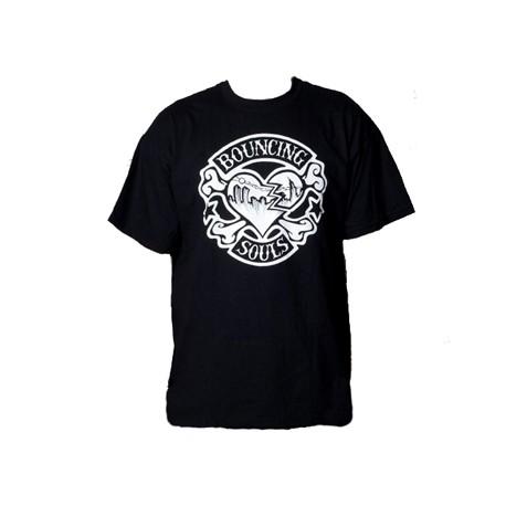 T-Shirt Bouncing Souls - Souls Heart